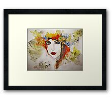 """Stillness"" Framed Print"