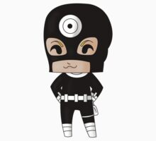 Chibi Bullseye Kids Clothes