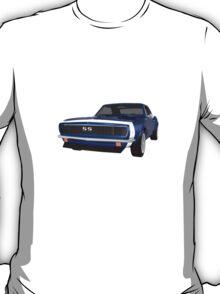 Blue 1967 Camaro SS T-Shirt