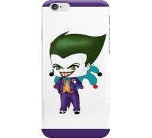 Chibi Joker iPhone Case/Skin