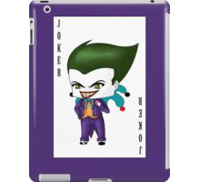 Chibi Joker iPad Case/Skin