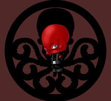 Chibi Red Skull by artwaste