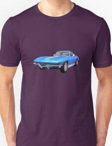 Blue 1967 Corvette Stingray T-Shirt
