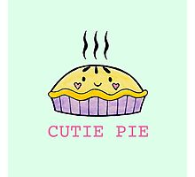 Cutie Pie Photographic Print