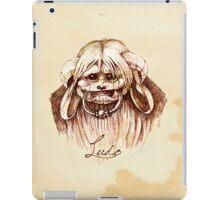 Ludo fwend iPad Case/Skin