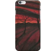 Hell Valley iPhone Case/Skin