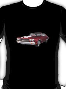 Candy Apple 1970 Chevelle SS T-Shirt