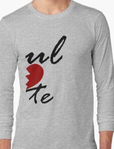 Soul Mate - Left Long Sleeve T-Shirt