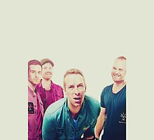 Coldplay - Mylo Xyloto by Jonnypuff
