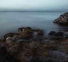 lava meets sea by JorunnSjofn Gudlaugsdottir