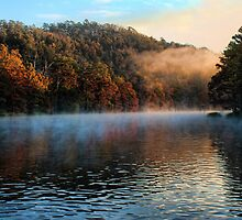 Beautiful Beavers Bend by Carolyn  Fletcher