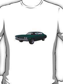 Green 1969 Chevelle SS T-Shirt