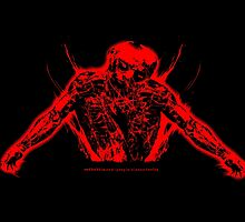 Burning Soul MonoTone by Dark Threads