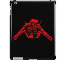 Burning Soul MonoTone iPad Case/Skin
