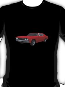 Red 1969 Chevelle SS T-Shirt