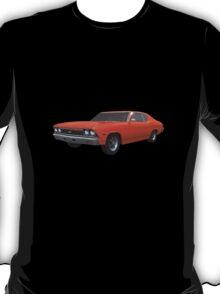Orange 1968 Chevelle SS T-Shirt