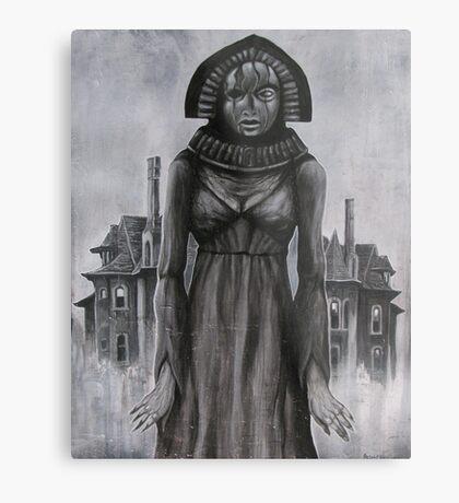 Banshee Bride Metal Print