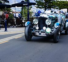 Bentley International Rally by Yukondick