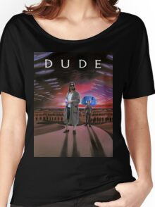 DUDE/DUNE Women's Relaxed Fit T-Shirt