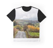 Pendle  View, Graphic T-Shirt
