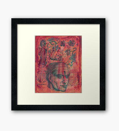 Lord Leviathan Framed Print
