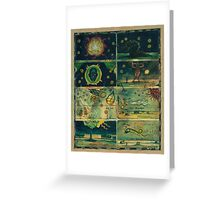 The Stars are Right Greeting Card