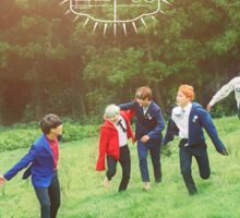 BTS/Bangtan Sonyeondan - Group Teaser 2 Sticker