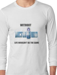 Without Doctor Who.. Long Sleeve T-Shirt