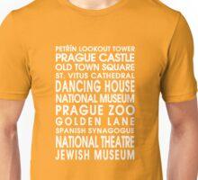 Prague City Roll Unisex T-Shirt