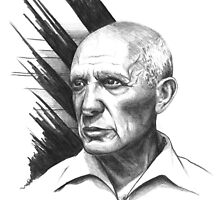 Picasso by Natalie M. Kent
