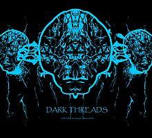 Alien Beeing MonoTone by Dark Threads