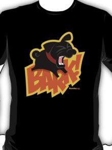 Black Pug BARK! T-Shirt