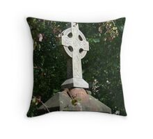 Celtic Memory Throw Pillow