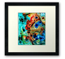 Natural Formation Framed Print