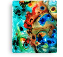 Natural Formation Canvas Print