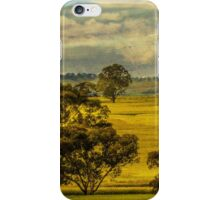Canola Crop iPhone Case/Skin