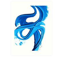 Pure Water 270 Art Print