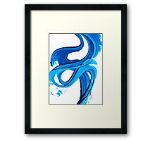 Pure Water 270 Framed Print