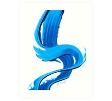 Pure Water 269 Art Print