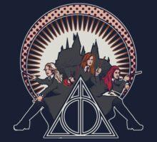 Dumbledore's Angels Baby Tee