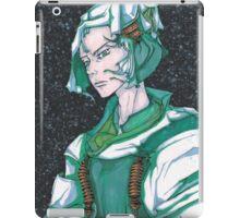 Jade Man iPad Case/Skin