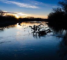 Iowa Sunrise by Brian Stalter