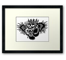 Conor McGregor - [Gorilla] B Framed Print