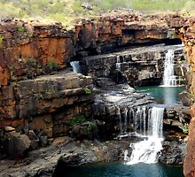Mitchell Falls by Flo Wetherley