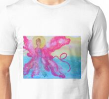 Breast Cancer Angel Unisex T-Shirt