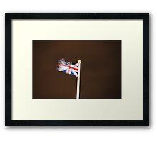 Royal Union Flag Framed Print
