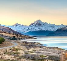 Mt Cook Colours by Russell Charters