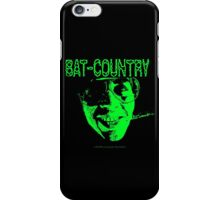 Bat Country MonoTone iPhone Case/Skin