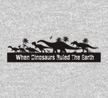 Dinosaur Silhouettes  Kids Clothes