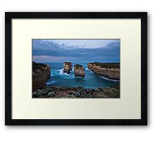 Island Arch, Port Campbell National Park Framed Print